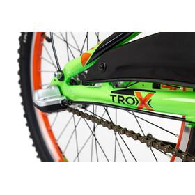 s'cool troX urban 20 3-S Lapset lasten polkupyörä alloy , vihreä